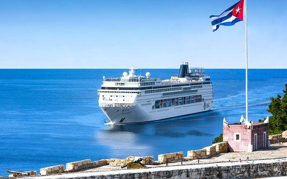 Croisière aux Caraïbes avec MSC