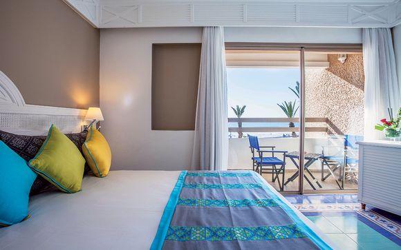 Poussez les portes de l'hôtel Labranda Les Dunes d'Or à Agadir