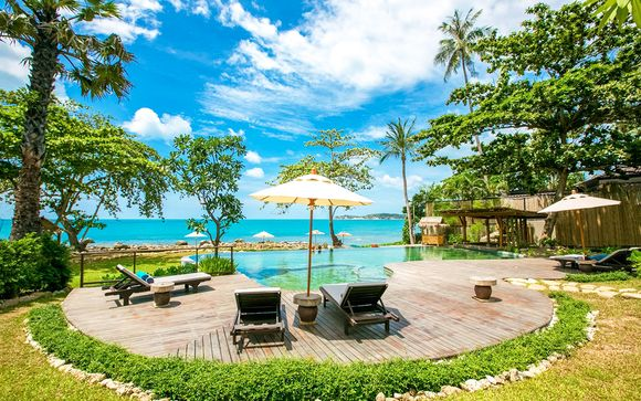 Votre extension à Hôtel Sea Dance Resort Koh Samui 4*