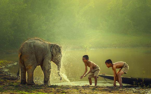 Circuit Le Laos en liberté avec ou sans extension à Angkor