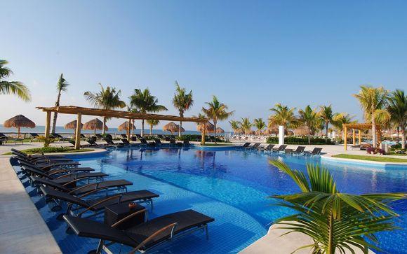 Votre extension à l'hôtel Club Coralia Bluebay Grand Esmeralda 5*