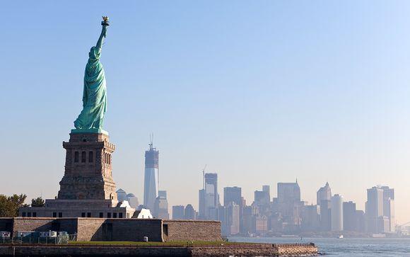 Mettez une option sur l'évasion à New York