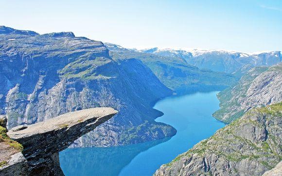 Autotour en 7 nuits dans les fjords