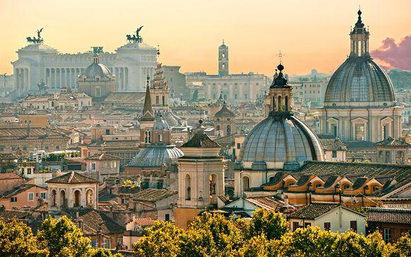 Zoom sur votre programme 8 jours / 7 nuits au départ de Rome
