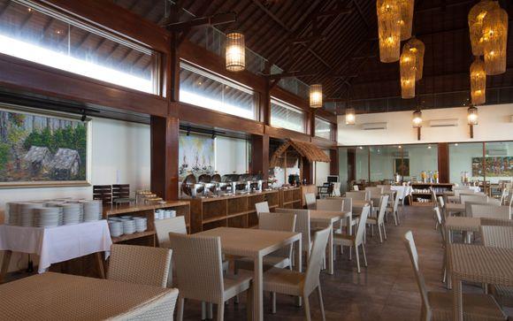 Poussez les portes de l'hôtel Adiwana d'Nusa Beach Club and Resort 4* à Nusa Lembongan