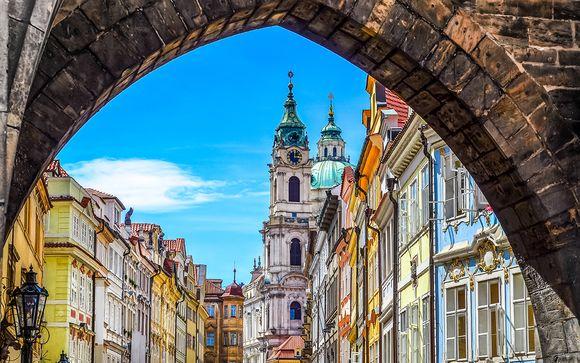 Escapade design dans la vieille ville