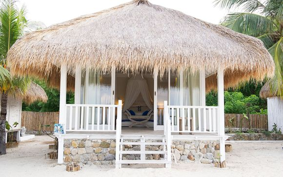 Poussez les portes de l'hôtel Seraya Resort Komodo Flores