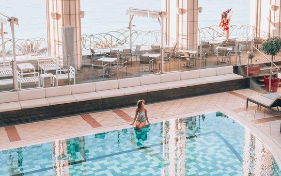 Poussez les portes du Palais de la Méditerranée 5* à Nice