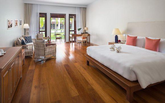 Poussez les portes de l'hôtel Le Menara 5* à Khao Lak