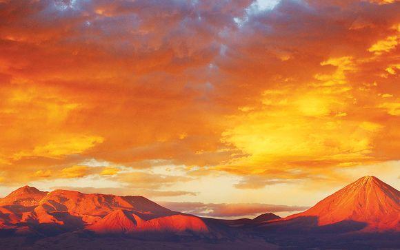 Suivez-nous... Du Chili à la Bolivie et l'Argentine