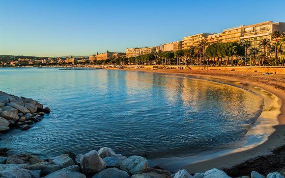 Hôtel mystère 5* à Cannes