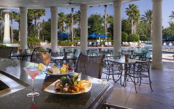 Poussez les portes de votre hôtel Omni Orlando Resort at Championsgate 4*