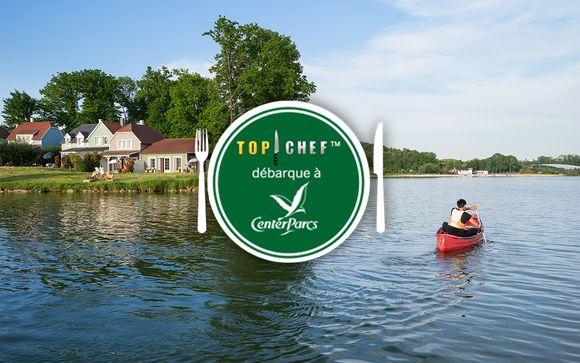 Center Parcs Domaine du Lac d'Ailette & Top Chef