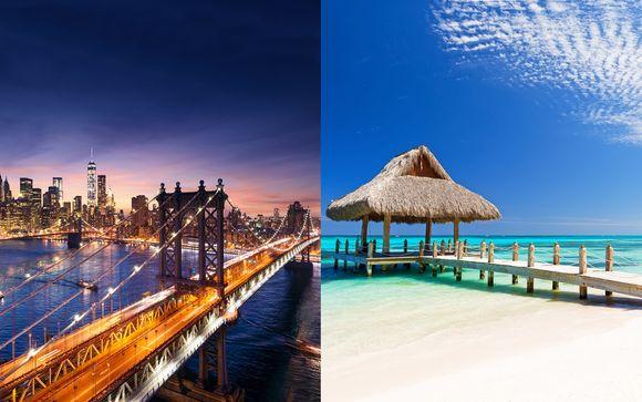 Combiné McCarren New York 4* et Occidental Punta Cana 5*