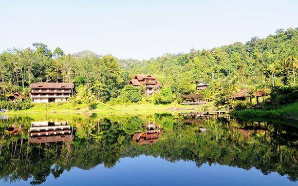 Poussez les portes de l'hôtel Kuraburi Greenview Resort 3* (ou similaire)