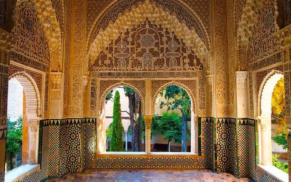 Combiné 4* Hôtels Granada Palace et Torrequebrada