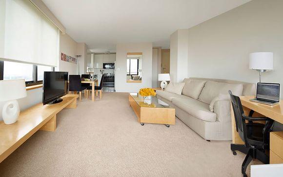 Votre pré-extension possible au Hotel Marmara Manhattan 4* à New York