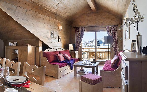Résidence & Spa Les Chalets des Dolines 4*