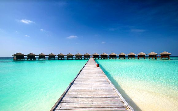 Hôtel Filitheyo Island Resort 4* et escale possible à Doha