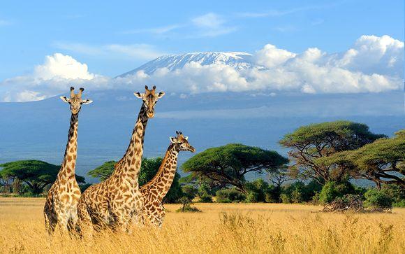 Pride Inn Paradise Beach Hotel 4* et Safaris