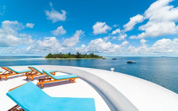 Croisière Seafari Explorer Maldives en Mai