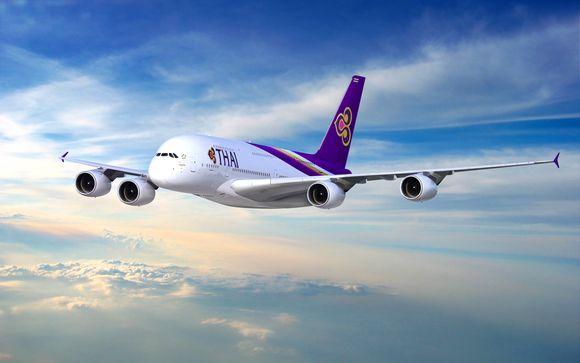 Offrez-vous le luxe de l'A380 avec THAI