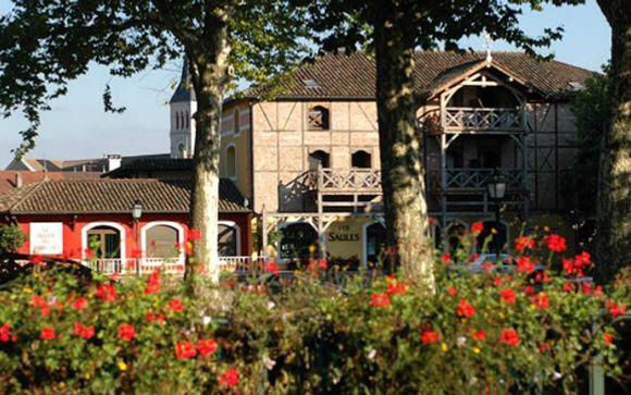 Saules Parc & Spa *** - Vonnas - France