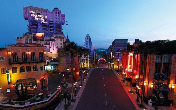 Le Parc Walt Disney Studios®
