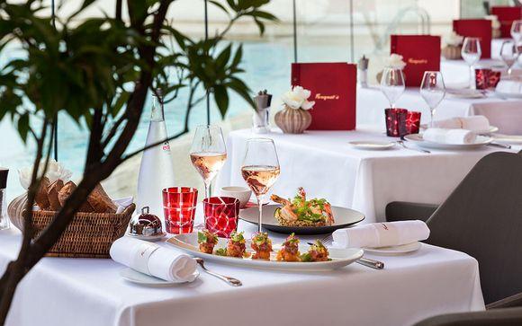 Restaurant Le Fouquet's à l'hôtel Barrière Le Majestic