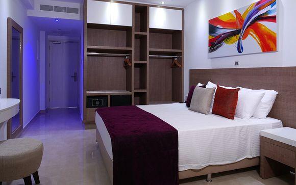 Poussez les portes de votre Amethyst Napa Hotel & SPA 4*