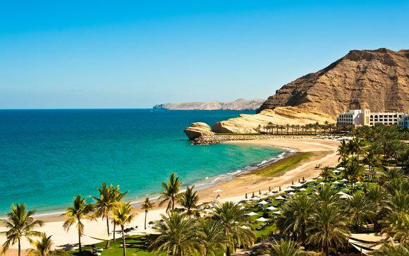 Circuit ou Autotour à Oman