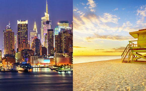 Combiné Grand Hyatt New York 4* et Four Seasons Miami 5*