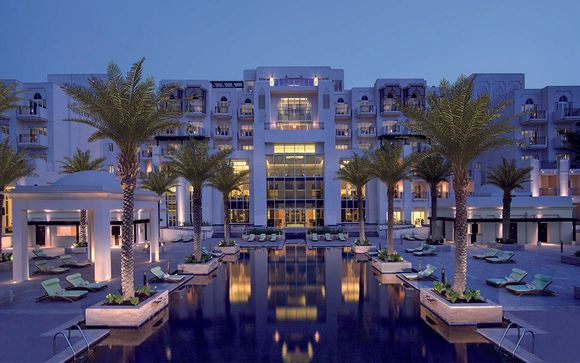 Poussez les portes de l'hôtel Anantara Eastern Mangroves 5*
