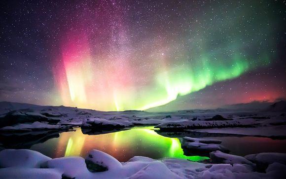 Emerveillement et dépaysement en Islande