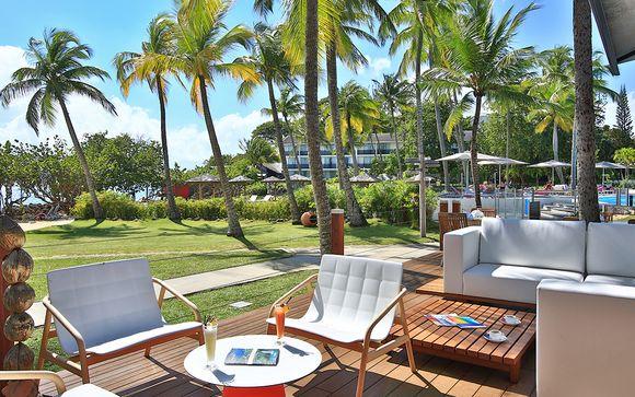 Poussez les portes de La Créole Beach Hôtel & Spa 4*