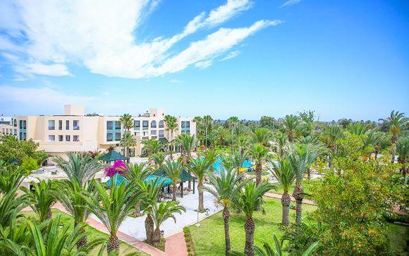 Spa et loisirs en famille dans le Golfe d'Hammamet
