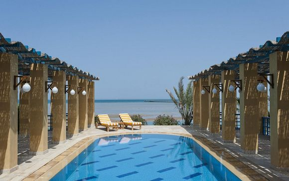 Zoom sur votre séjour balnéaire à l'hôtel Sheraton Miramar El Gouna 5*