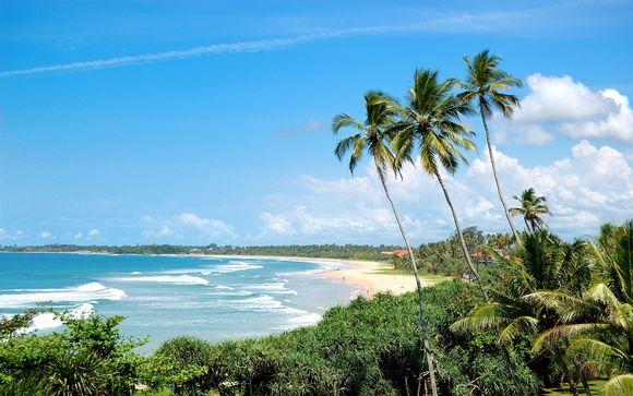 Circuit 4* découverte du Sri Lanka et extension au Palms 4*