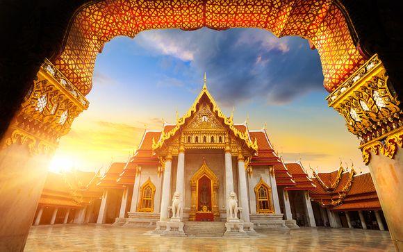 Thaïlande Krabi - Combiné Mandarin Center Point 4* et Anantara Si Khao 5* à partir de 1 096,00 € (1096.00 EUR€)