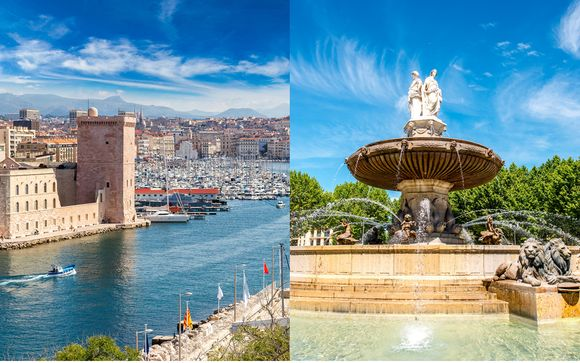 Combiné Golden Tulip Marseille Euromed et Le Galice - 4*