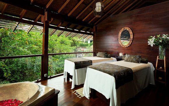Poussez les portes de l'hôtel Sanctoo Villas and Spa 5*