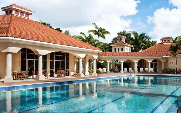 Votre extension possible au Westin Cape Coral Resort at Marina Village 4*