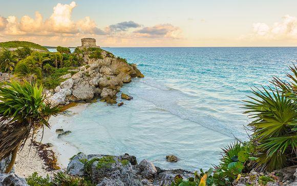 Rendez-vous... à New-York et dans le Yucatán