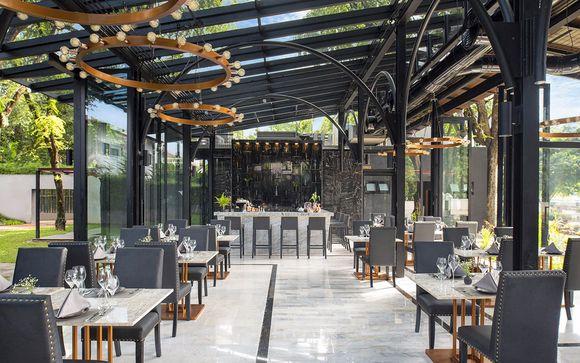 Poussez les portes de l'hôtel Hôtel X2 Chiang Mai Riverside Resort 5*