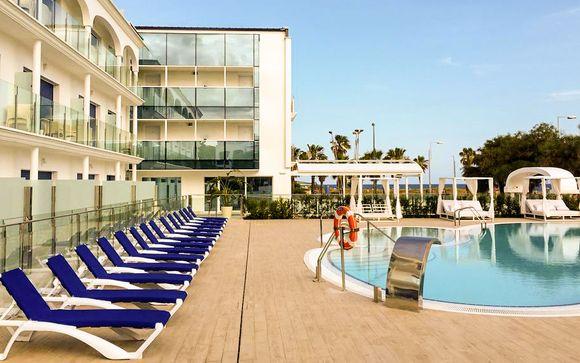 Poussez les portes du Masd Mediterraneo Hotel Apartamentos Spa 4*