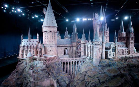 À la découverte des studios Harry Potter