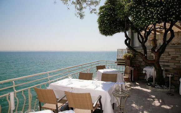 Poussez les portes du Relais & Restaurant La Speranzina