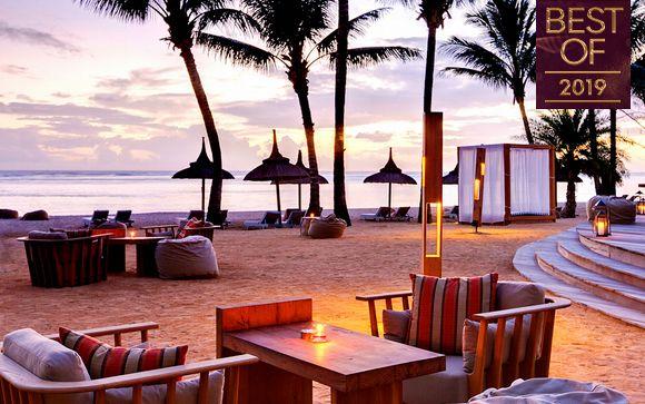 Hôtel Outrigger Mauritius Beach Resort 5*