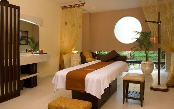 Poussez les portes de l'hôtel Hôtel Ayodya Resort 5*