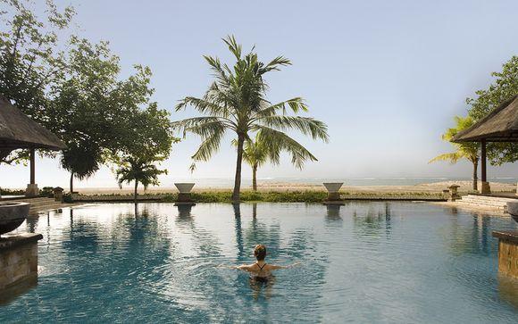 Poussez les portes de l'hôtel The Patra Bali Resort & Villas 5* à Kuta
